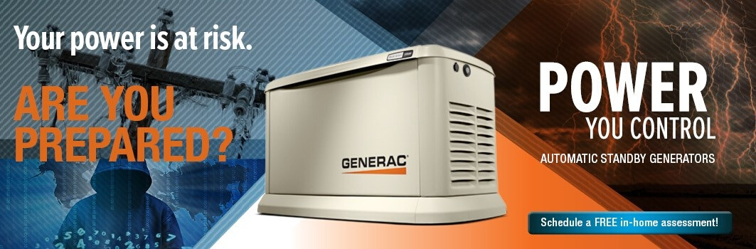 Network Electrical Supplies is now a seller of Generac natural gas or LPG compatible automatic stand alone generators. Contact us on 02 9679 2886 or email sales@networkelectricalsupplies.com.au
